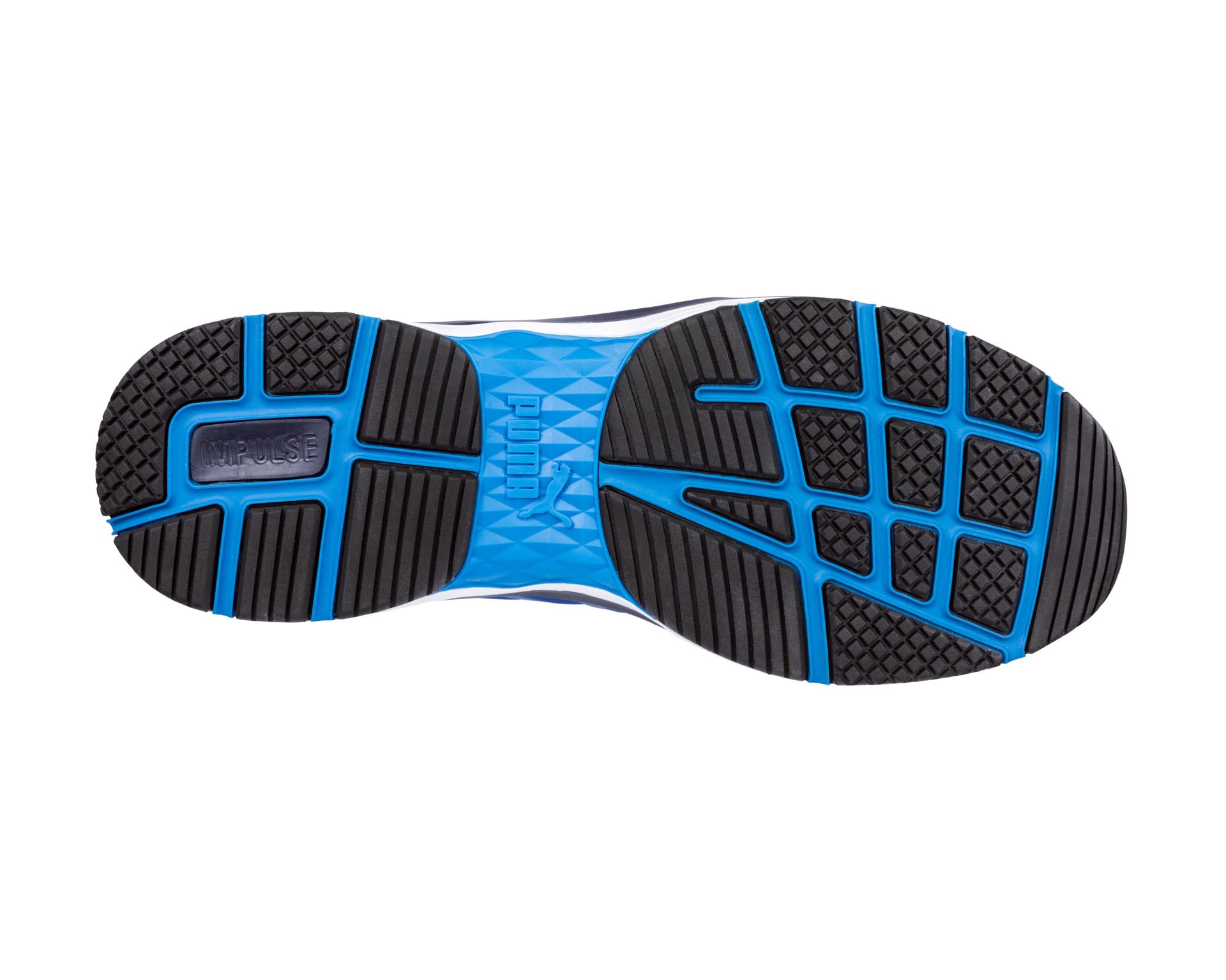 PUMA SAFETY Velocity 2.0 BLUE LOW S1P ESD HRO SRC | ISM Store