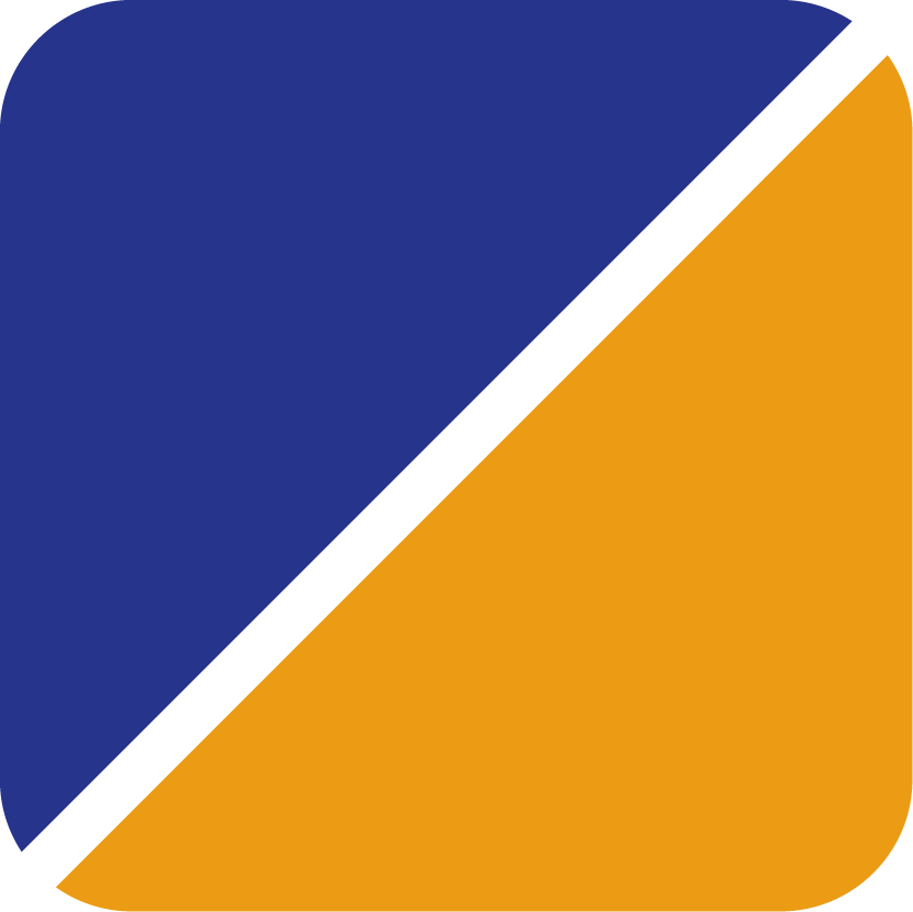 blau-orange