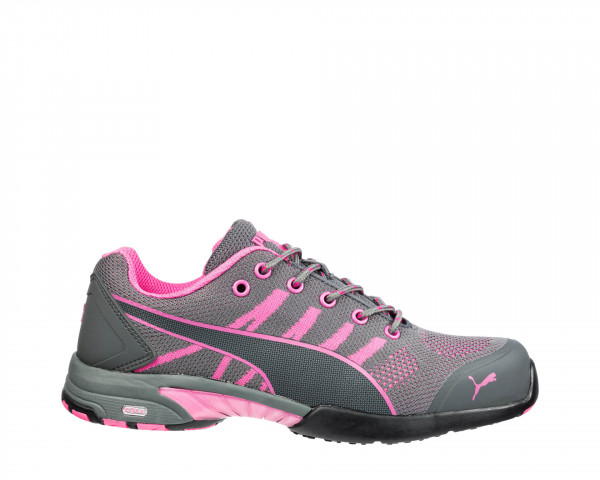 Celerity Knit Pink Wns Low