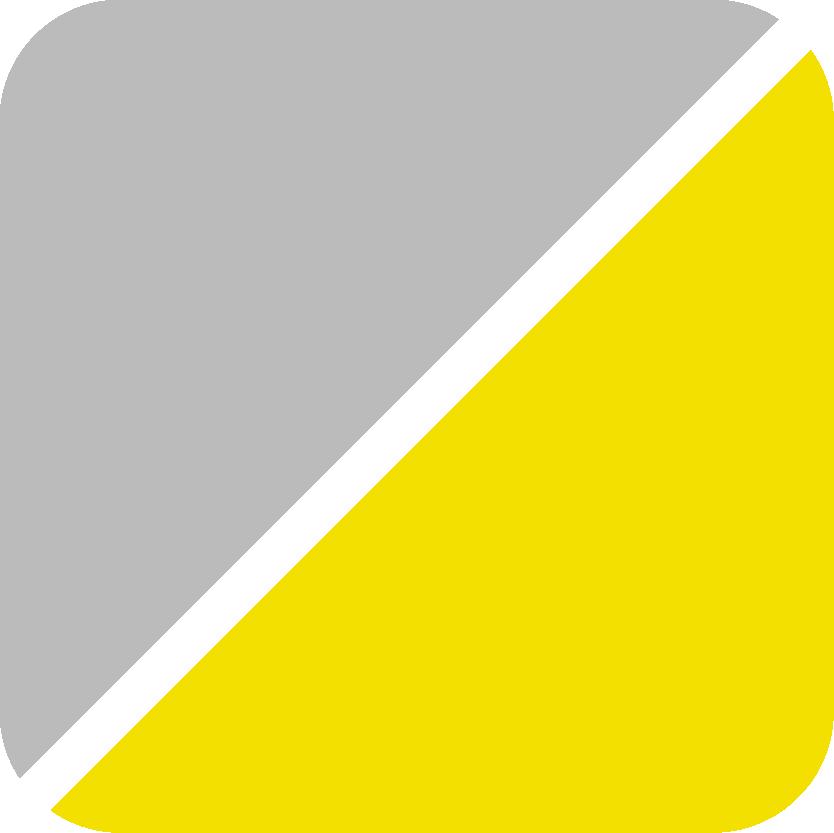 grau-gelb