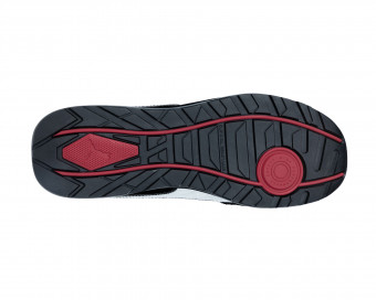 AIRTWIST BLACK-RED LOW